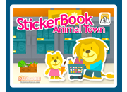 Sticker Book 3: Animal Town
